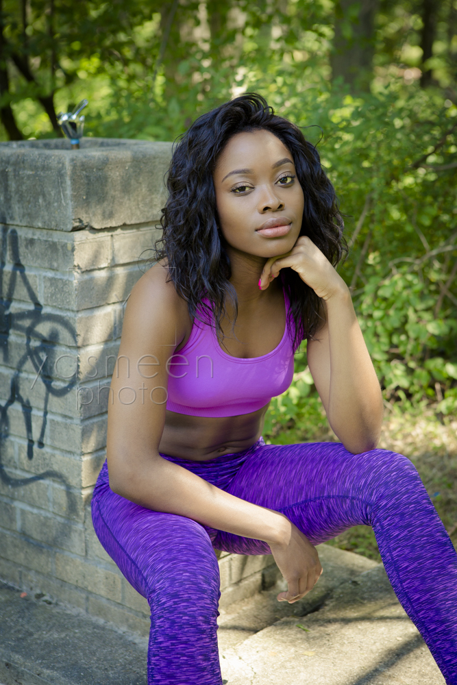 Yasmeen Anderson Fitness Photography