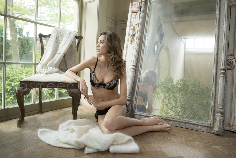Yasmeen Anderson Lingerie Photography