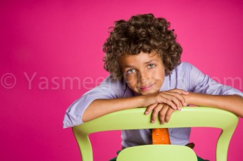 Kids Commercial Photographer Yasmeen Anderson