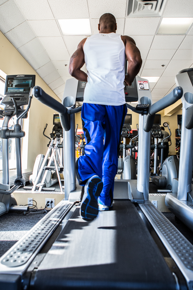 Fitness Lifestyle Photography