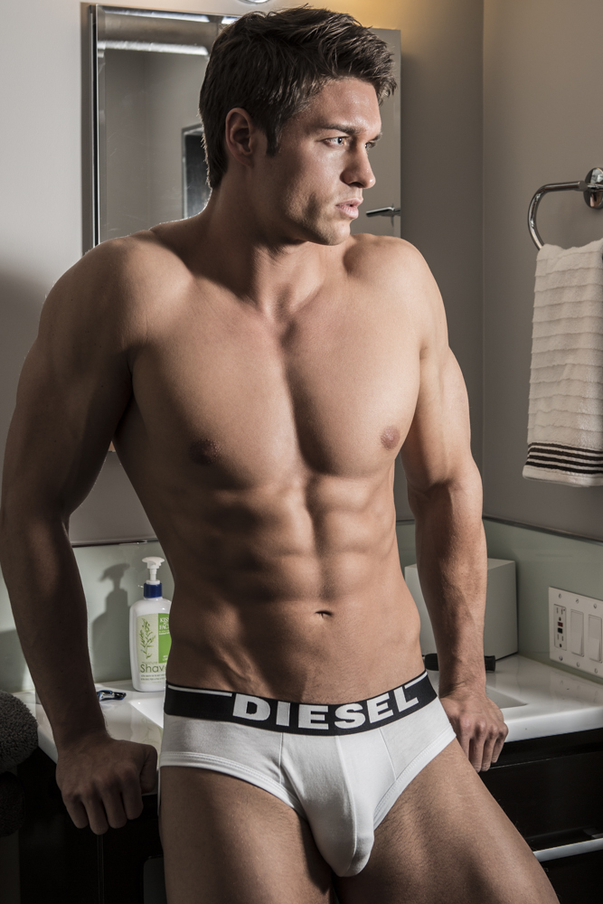 mens underwear | Yasmeen Anderson Photography