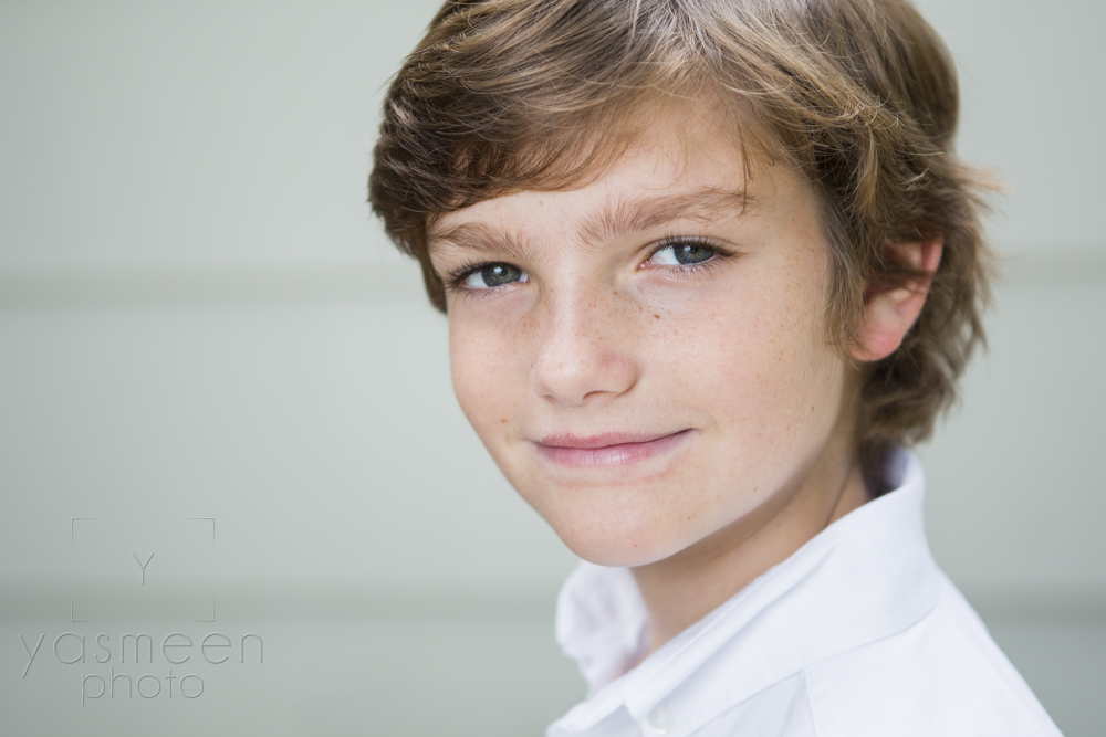 Yasmeen Anderson Photography Child Actor Headshots